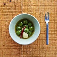 画像5: 〜早摘みならではの歯ごたえフレッシュな味わい〜 グリーンオリーブの実 (5)