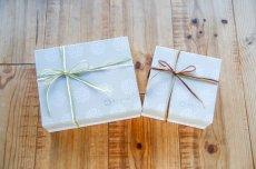画像6: 〜1つ1つ手作業で貼った貼箱で気持ち伝わるプレゼント〜 オリジナルギフトBOX(オプション) (6)