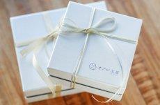 画像5: 〜1つ1つ手作業で貼った貼箱で気持ち伝わるプレゼント〜 オリジナルギフトBOX(オプション) (5)